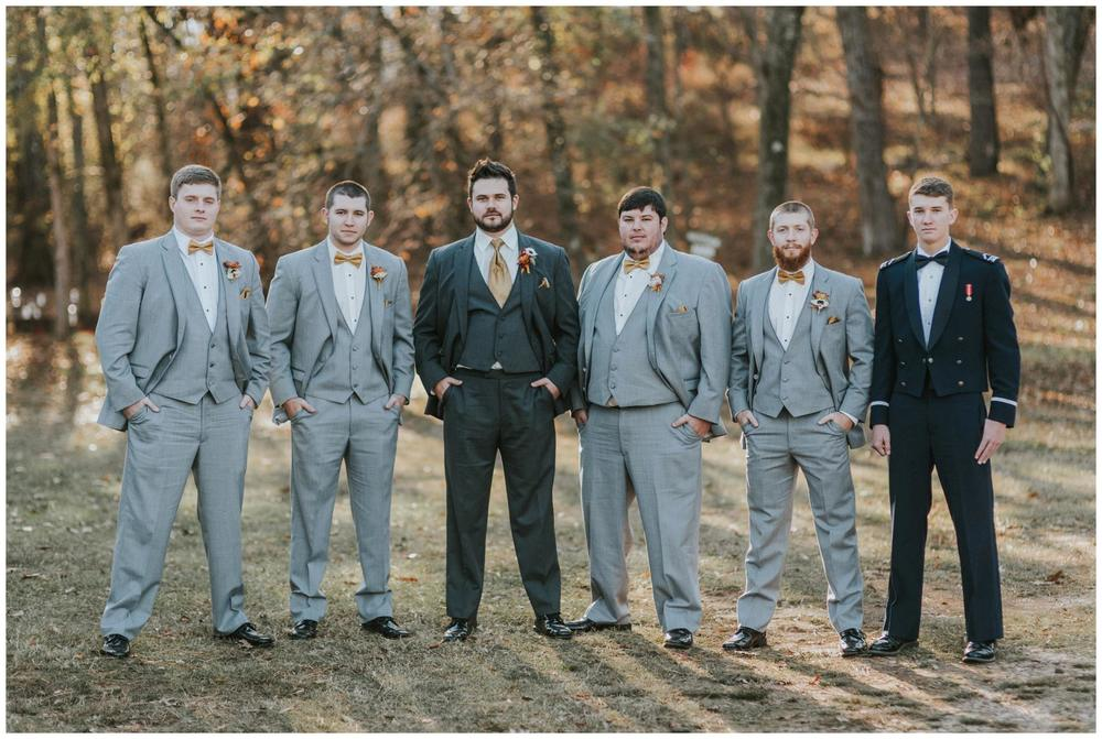 Emaly + Thomas\' Bohemian Chic Fall Wedding — The Barn at Twin Oaks ...