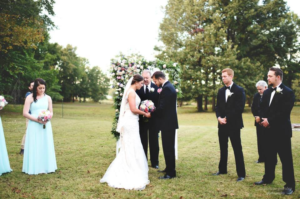 Stephanie Parsley Photography, from Jessica + Daniel's wedding