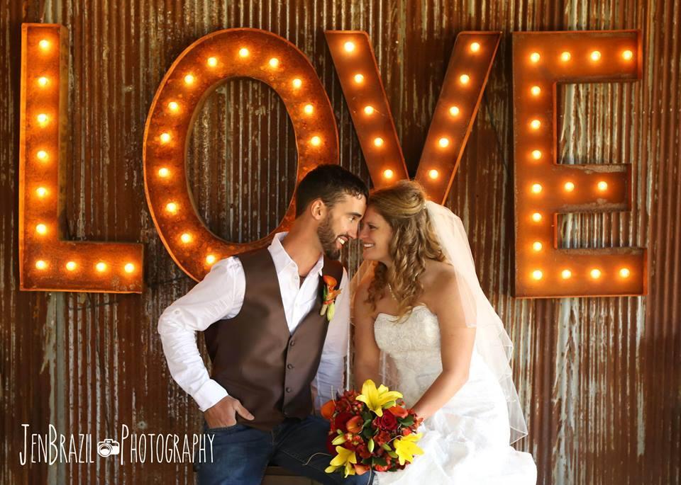 Jen Brazil Photography, from Cathryn + Tyler's wedding