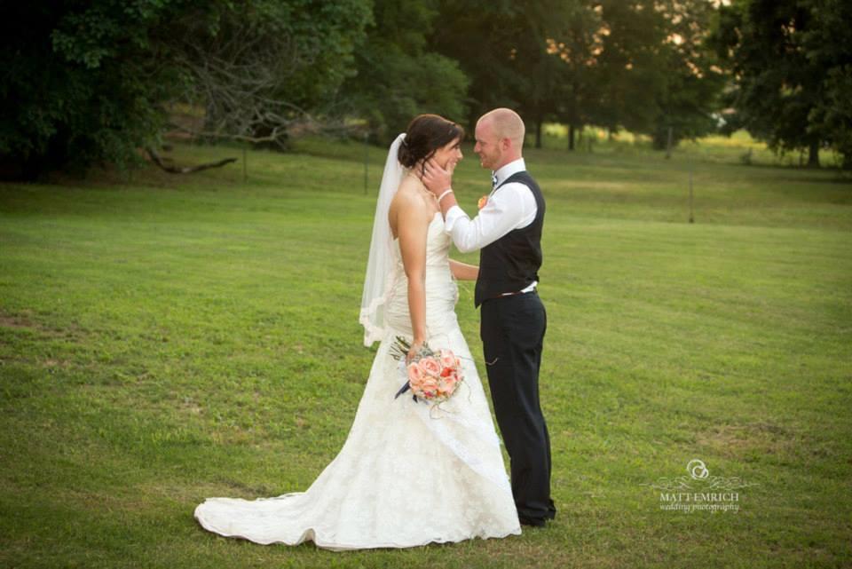 Matt Emrich Photo, from Lyndsey + Brad's wedding