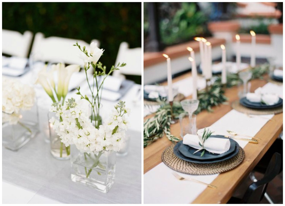 Intimate Weddings; Style Me Pretty