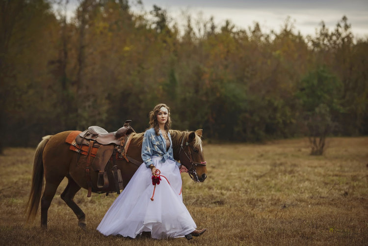 Melissa McCrotty Photography , from our  Wild West Gypsy styled shoot