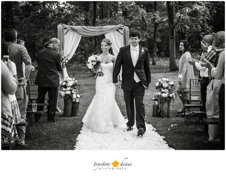 Tryston Hines Photography , from  Kierstan + Bradley 's wedding