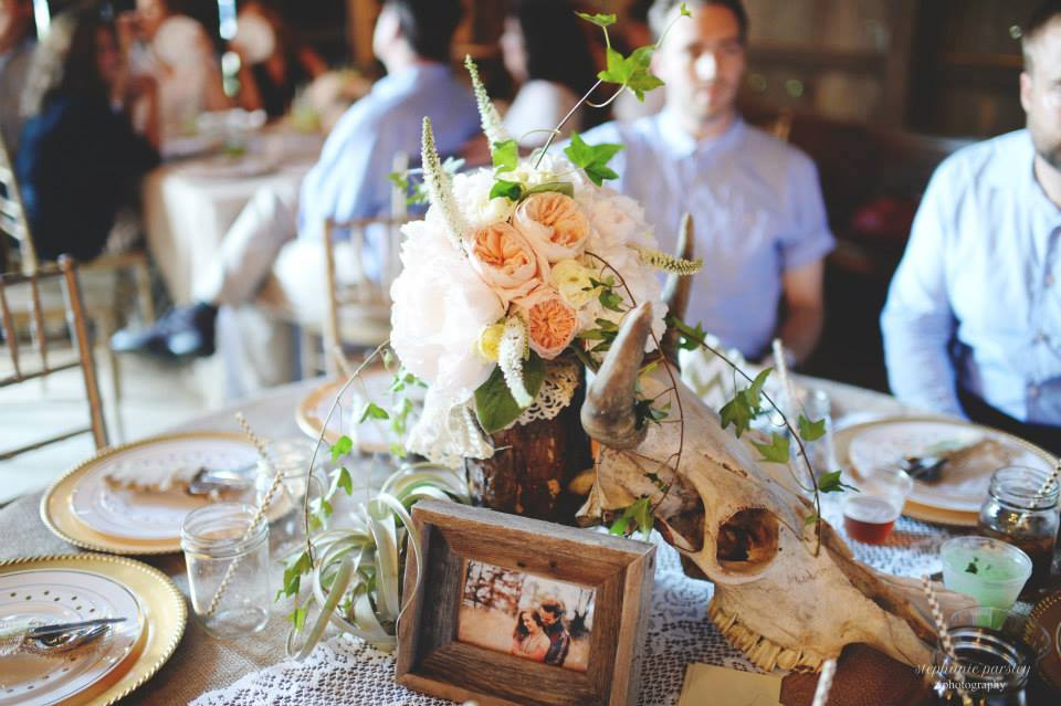 Stephanie Parsley Photography, from Samantha + Danny's wedding at The Barn