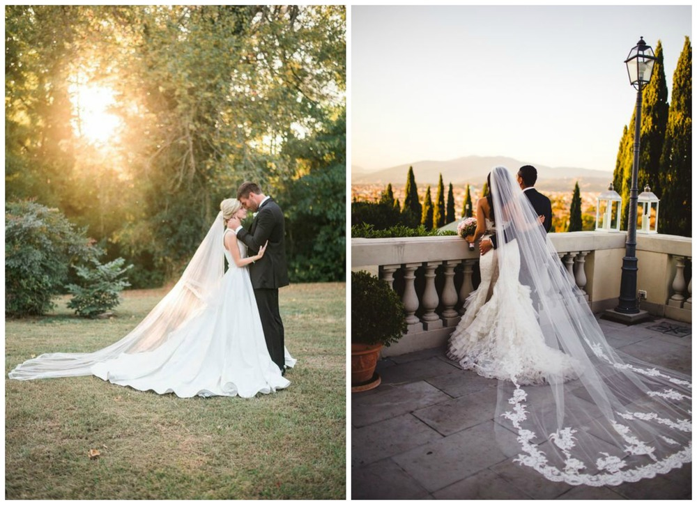 Junebug Weddings ;  The Tuscan Wedding