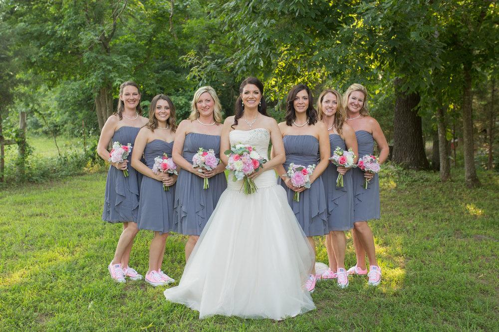 April Isaac S Pink Gray Summer Wedding The Barn At Twin Oaks Ranch