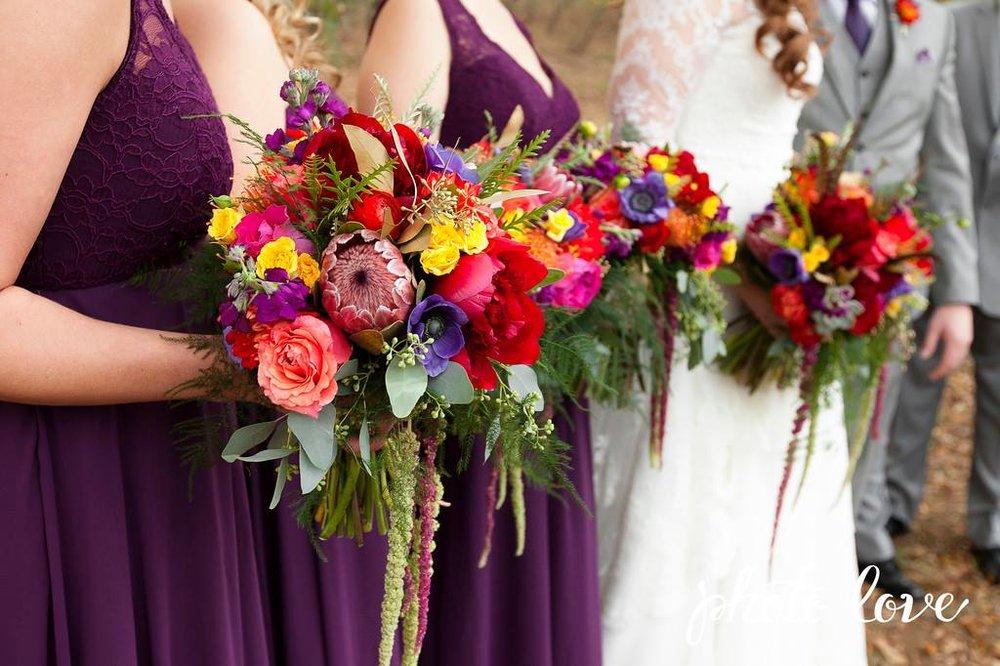 Photo Love Photography , from  Jessica + Brett 's wedding at The Barn