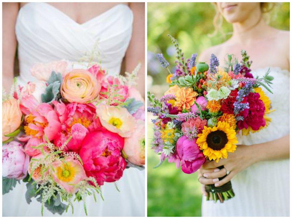 BloomsBlog ;  Project Wedding