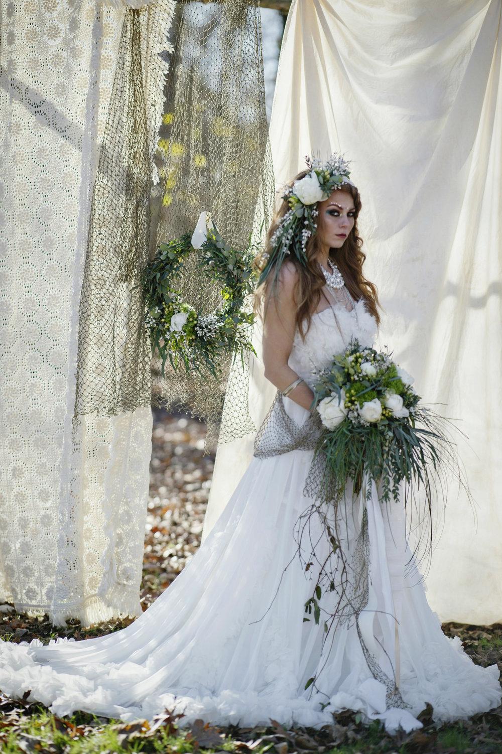 Pirate Bride Dress