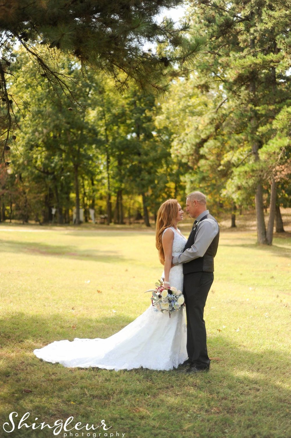Marisa Petes Intimate Deer Themed Wedding The Barn At Twin