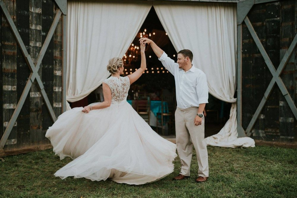 Andrea Clark Photography, from Megan + Drew's wedding at The Barn