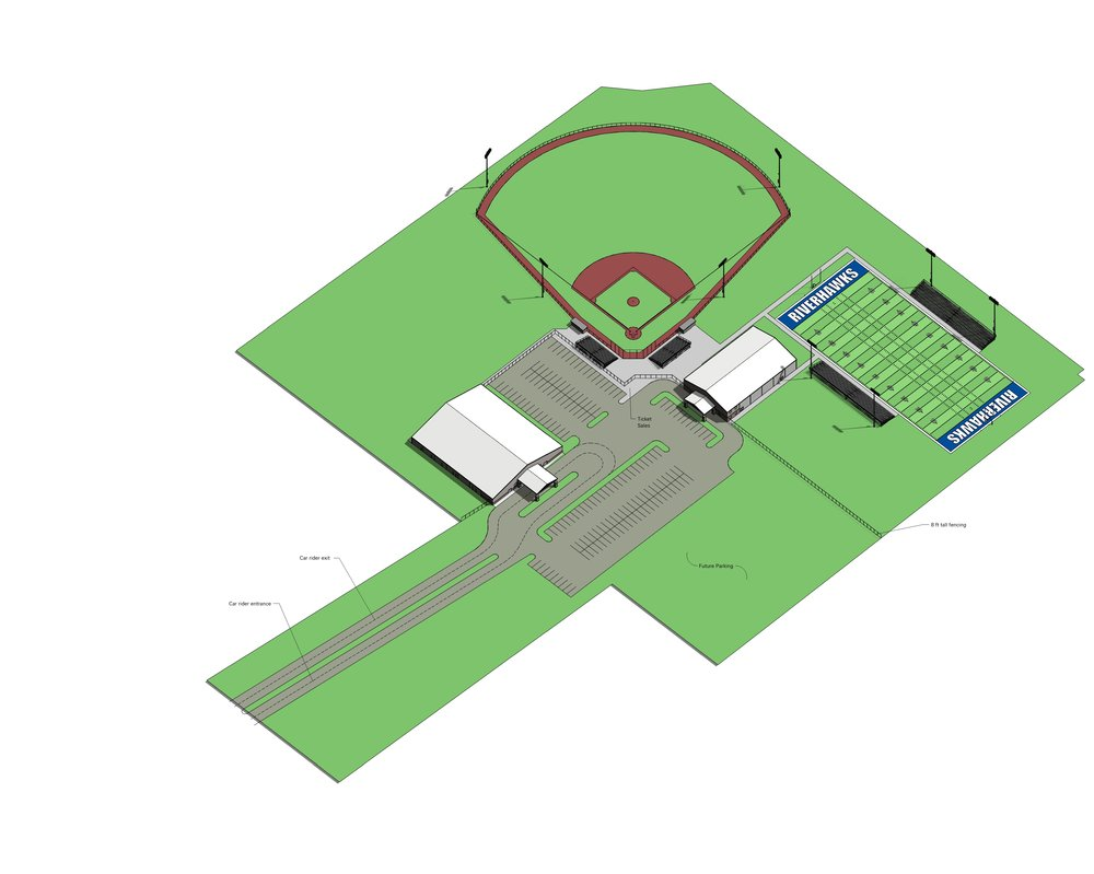 The plans for Community Christian School's future 16 acre campus