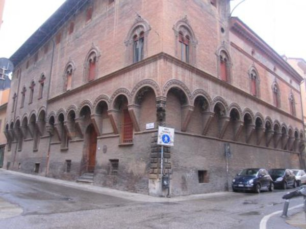 House Berò (Carracci) in Bologna