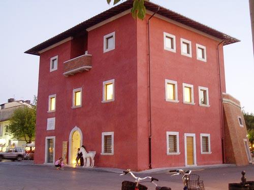 Museo della Satira e della Caricatura - Forte dei Marmi, Italy