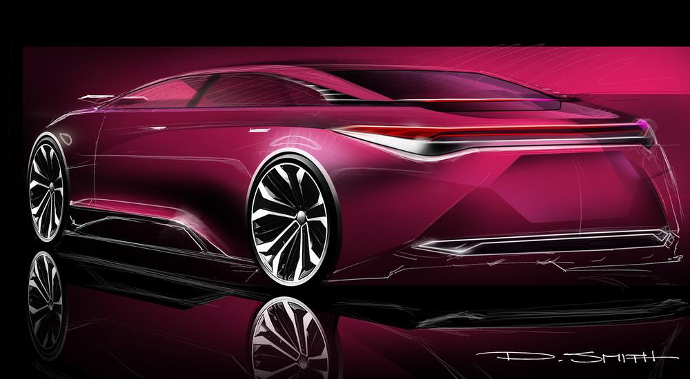 4 Door Sedan Concept