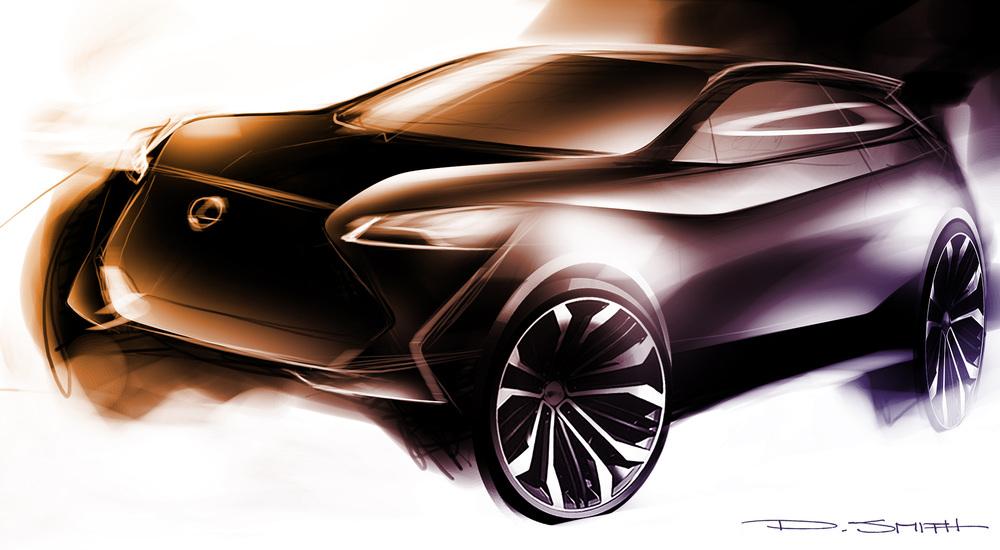 Lexus SUV Concept