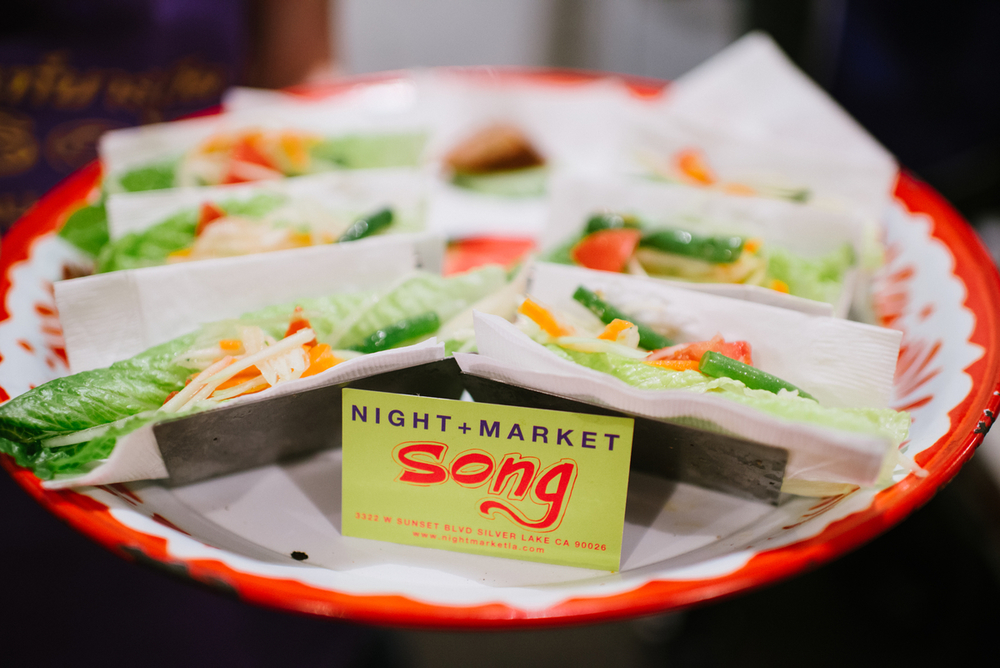 night market catering