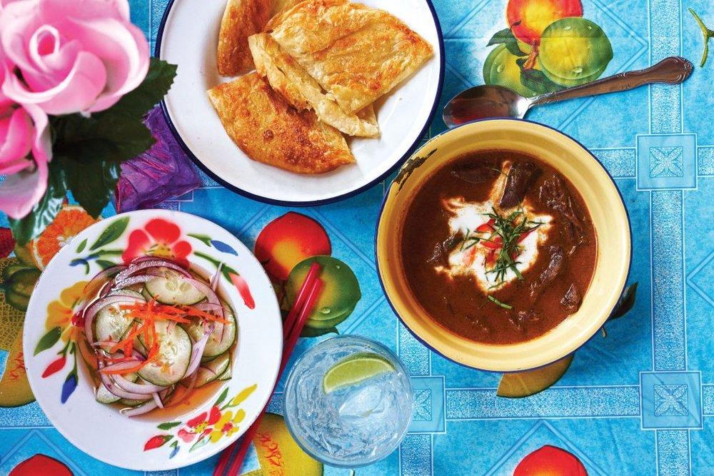 kris yenbamroong chef