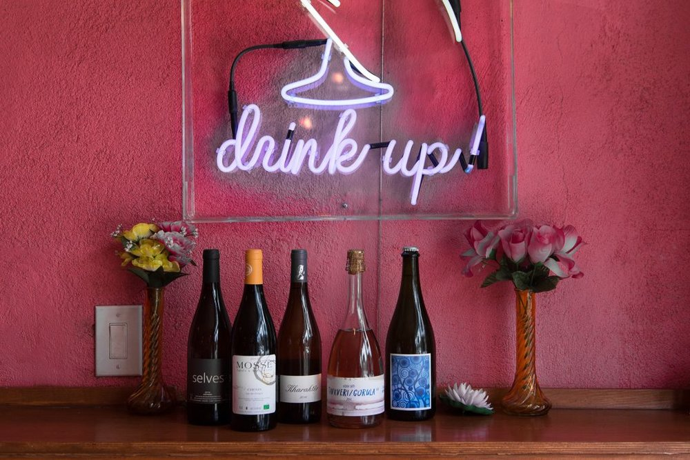 los ángeles natural wine
