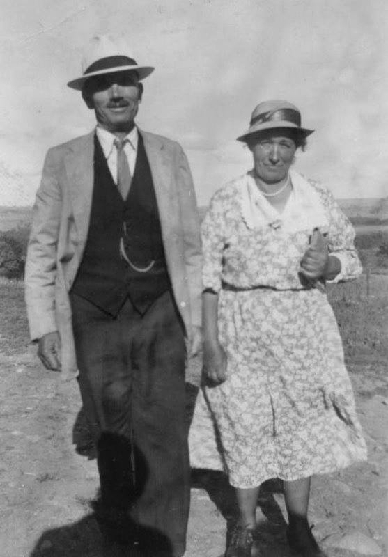 Alexei & Paraska Salanco were our farm's previous owners--close to 100 years before we came along!