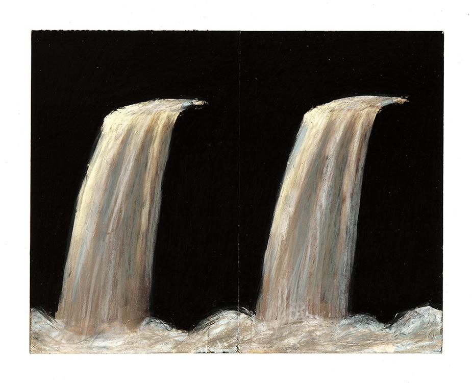 2 Waterfalls #440