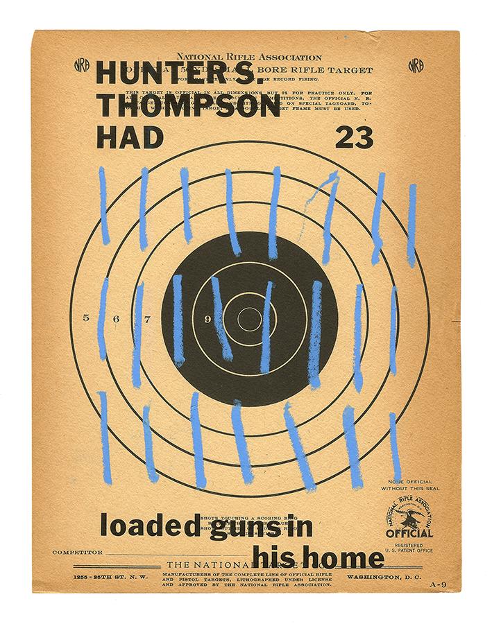 H.S.T. 23 guns