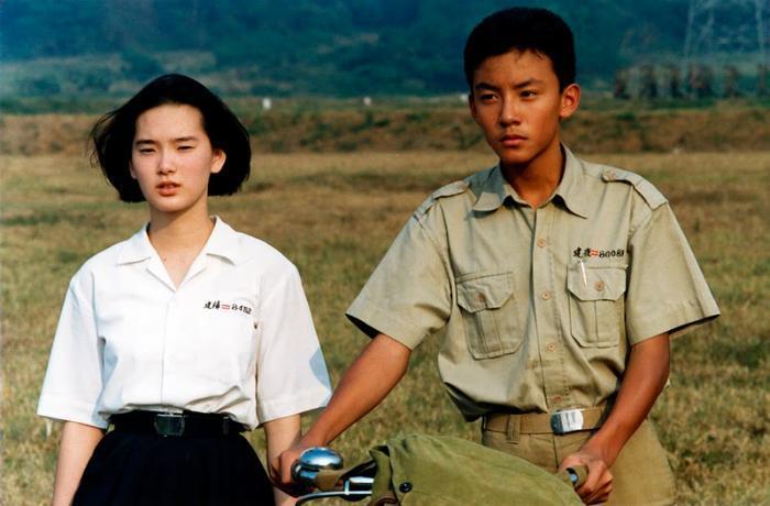 allgirlsarereal :     A Brighter Summer Day (Yang, Taiwan, 1991)