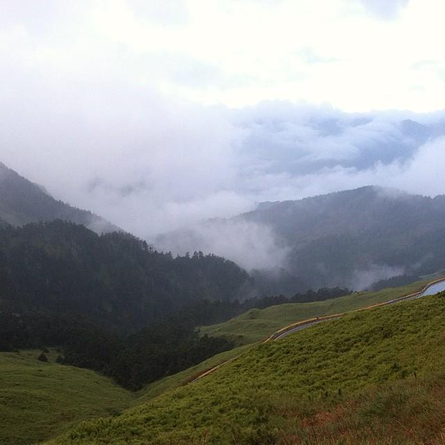 合歡山  Hehuan Mountain    #沒濾色鏡  #nofilter  #台灣  #taiwan