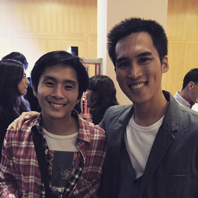 Justin Chon starring in #SeoulSearching at #CAAMFest
