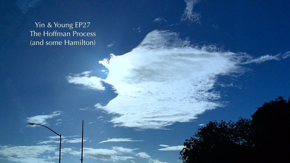 A cloud James saw in Northern California while leaving the Hoffman Process.