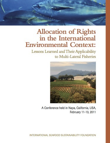 Allocation of Rights Workshop Report