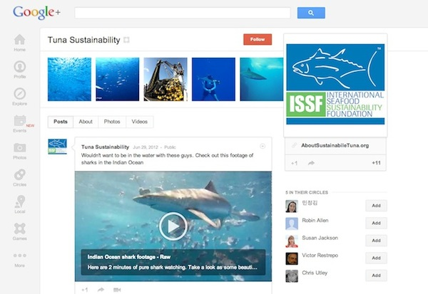ISSF Google+ Page: goo.gl/tgyYHO