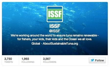 ISSF Twitter Page: twitter.com/issf