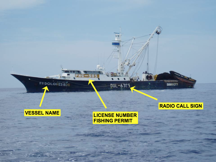 Page 3 gallery 2 1 vessel components and identification for Purse seine fishing