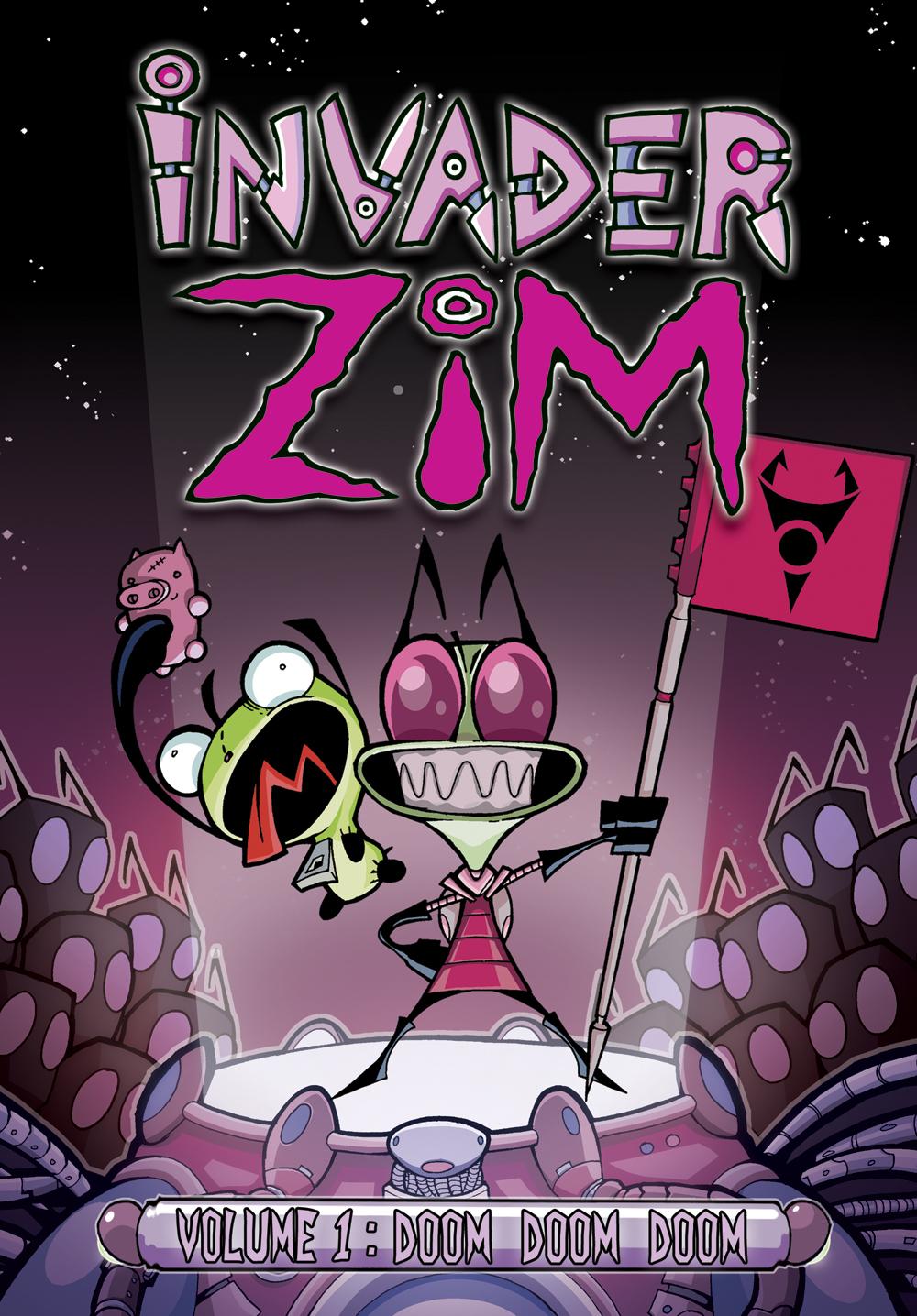 Invader Zim DVD volume 1