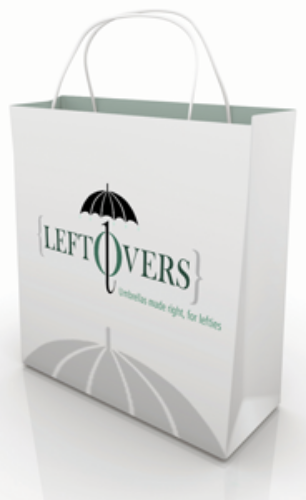 LeftOvers Shopping Bag