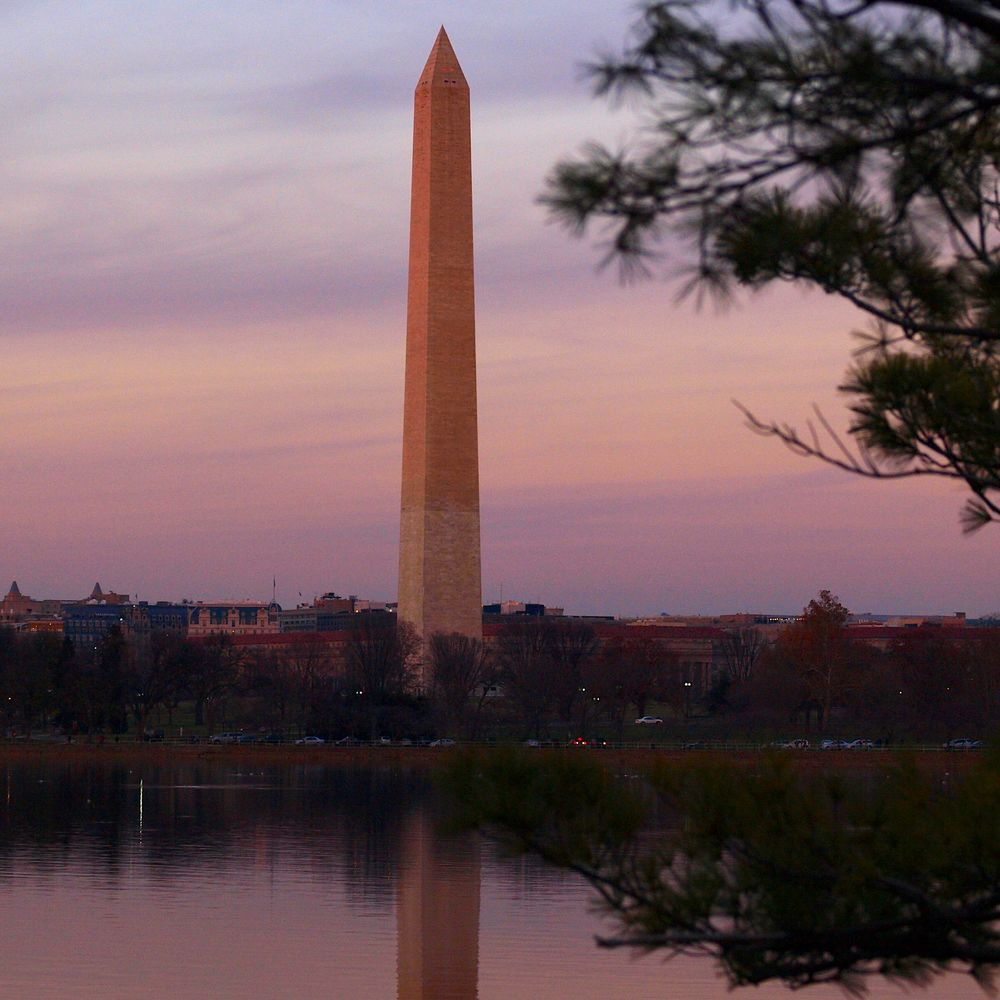 Waypoint 4 - Washington Monument Photo Tip Hosted by Teri Riggs