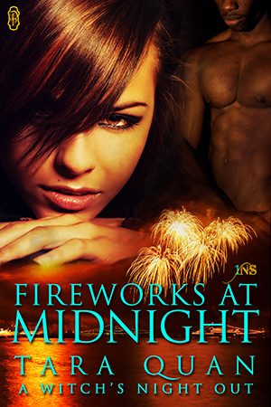 Fireworks at Midnight by Tara Quan