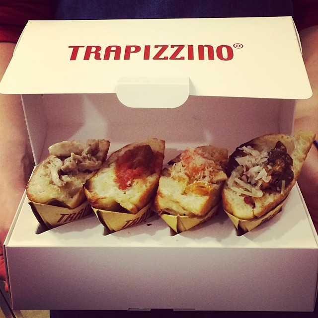 Photo Credit: Trapizzino.it