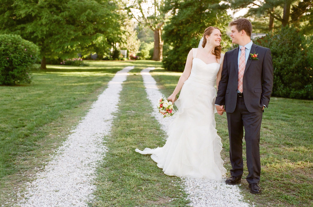 Jessica & Matt - St, Michaels, Maryland