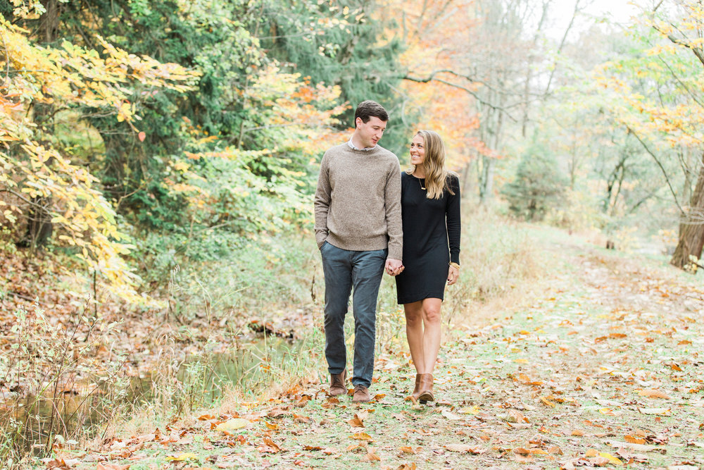 Hudson-Nichols-Autumn-Engagement-Delaware-County