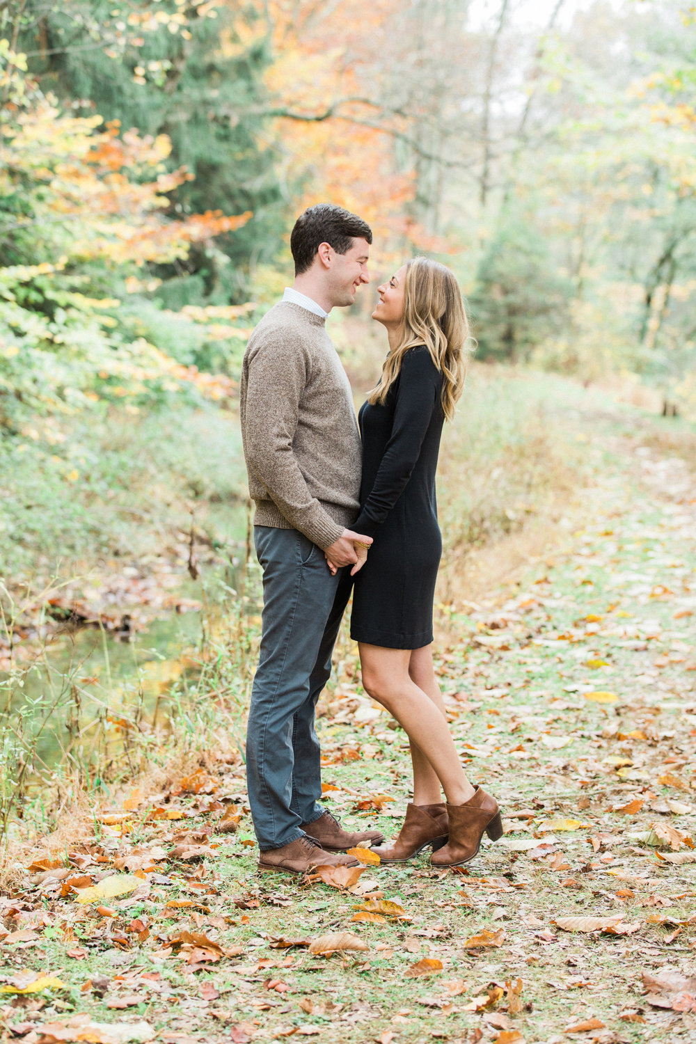 Hudson-Nichols-Fall-Fine-Art-Engagement-Photo