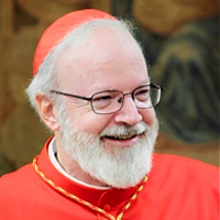 Seán Cardinal Patrick O'Malley, Cardinal Archbishop of Boston