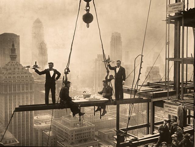 Waldorf Astoria construction
