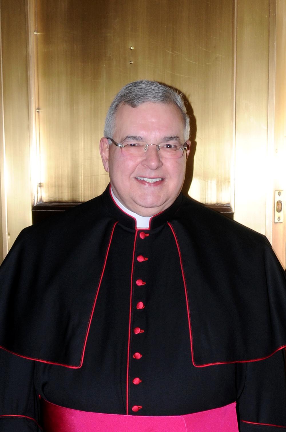 Msgr. Ronald Marino