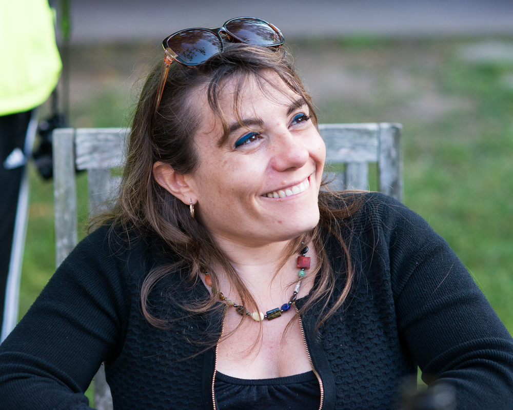 Maria Elena Monzani    Photo by Steffen Luitz