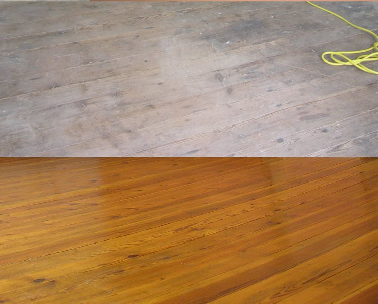 Wood Floors Shenandoah Restorations