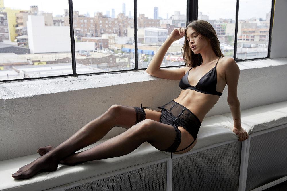LarissaKatepure-silk-bra-black
