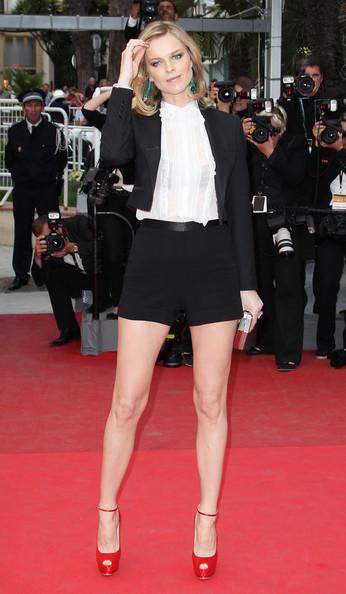 Eva+Herzigova+Suits+Short+Suit+oleUj2xR3iil