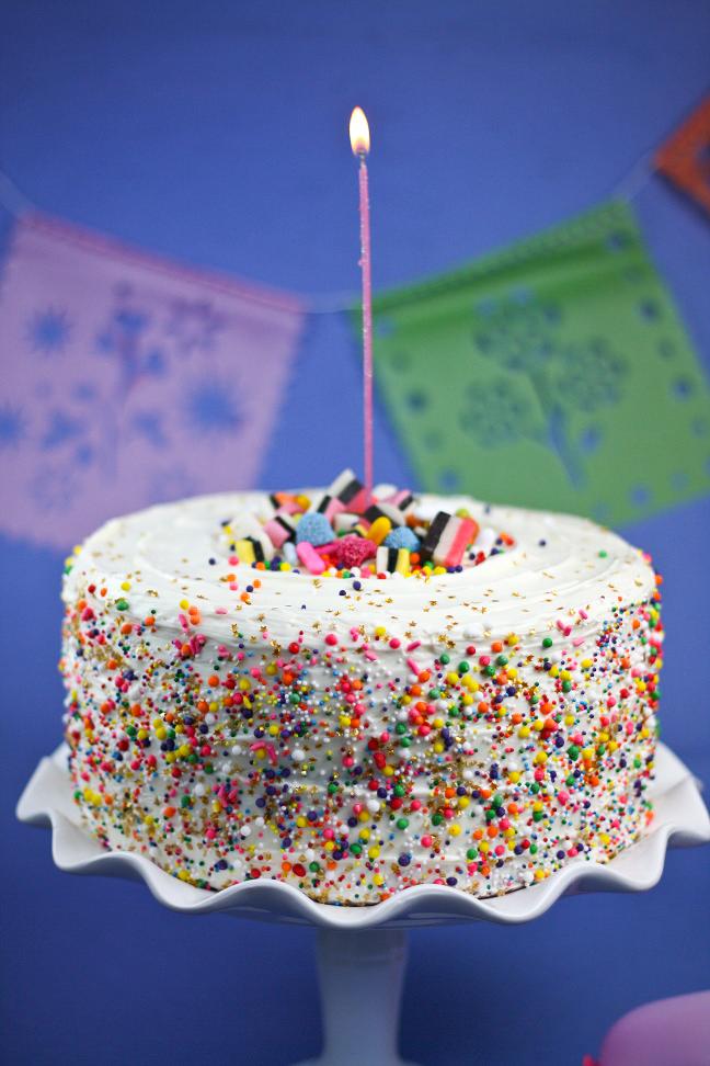 Sprinkle Bakes Sprinkle Cake-7